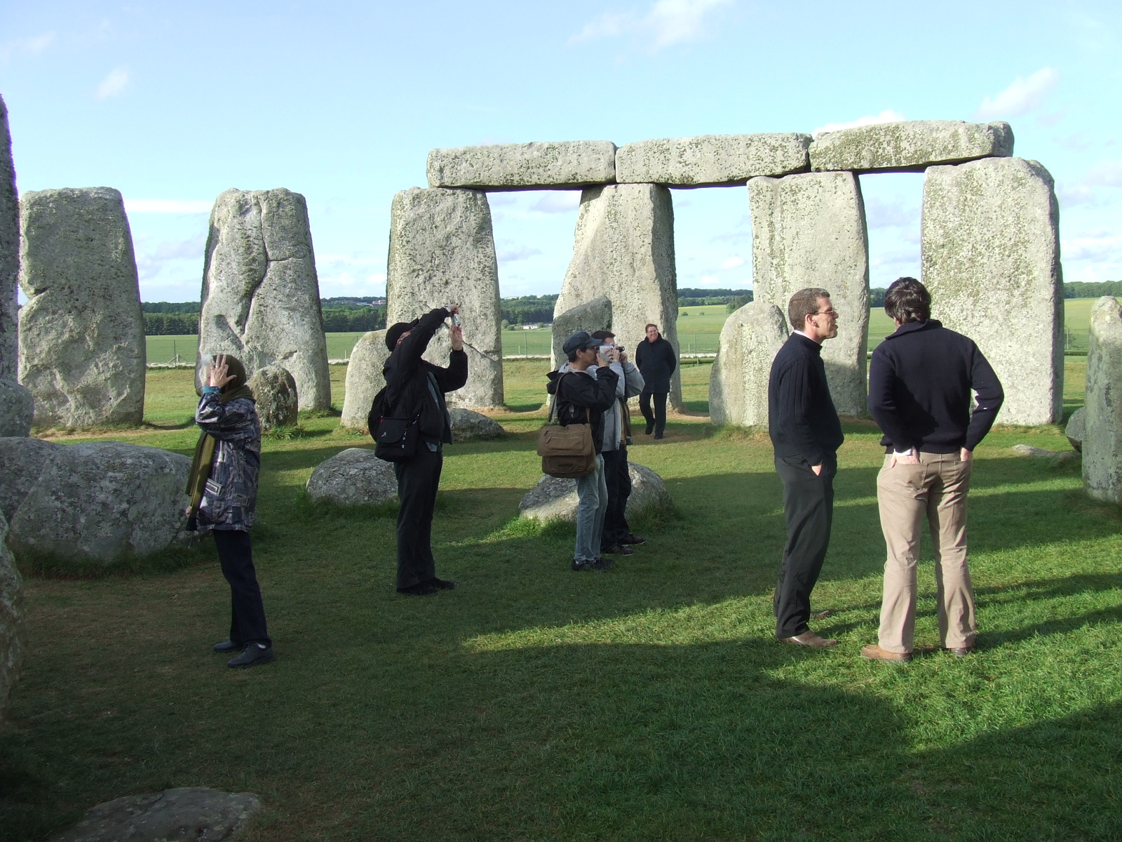 Award Winning Salisbury Guided Tours.  Bespoke personalised tours of Stonehenge from London, Bath or Salisbury